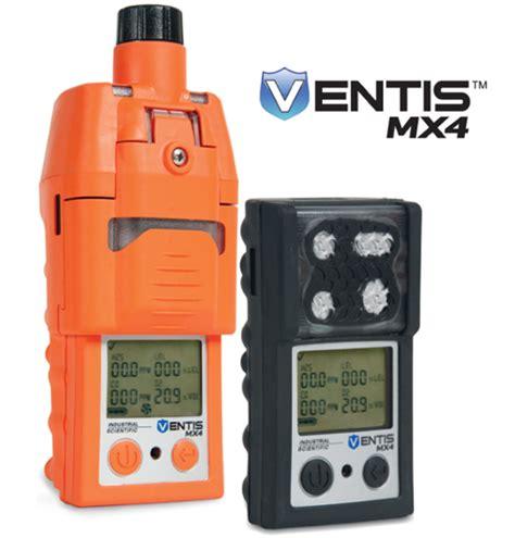 Multi Gas Detector Ventis Mx4 hsm ventis mx4 multi gas detector