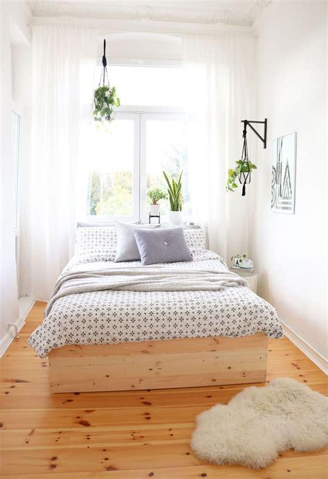 kleines wohn schlafzimmer einrichten kleine schlafzimmer einrichten gestalten