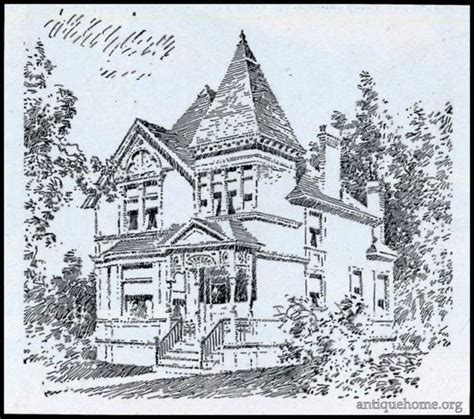 Queen Anne Style House Plans the daily bungalow queen anne style architecture what