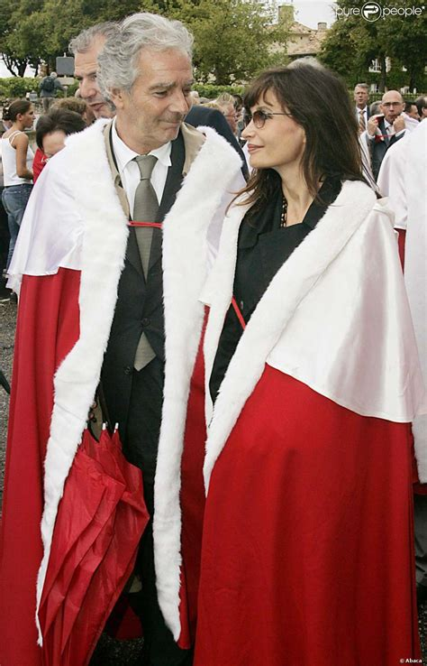 pierre arditi evelyne bouix mariage pierre arditi et evelyne bouix septembre 2004