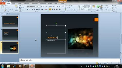 powerpoint tutorial for beginners 2010 how to re name objects in powerpoint