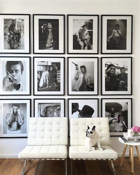 black and white wall pictures for living room best 25 portrait wall ideas on family photos