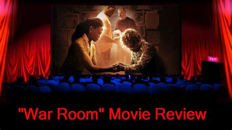 The Room Review War Room Review Great Great Message Great