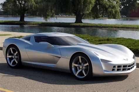future corvette corvette stingray concept exterior