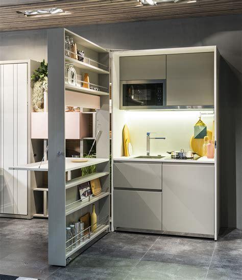 cucine scomparsa cucina a scomparsa laccata kitchen box by clei