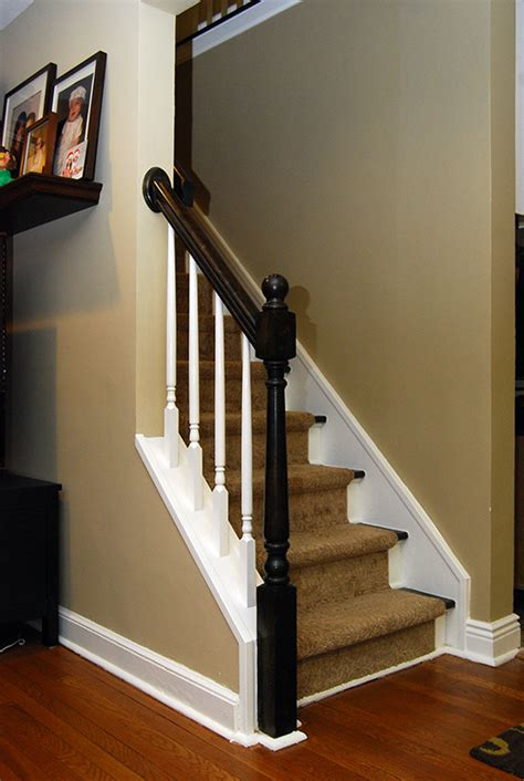 Hallway Railings Add A Level Additions And Extensions In Nj
