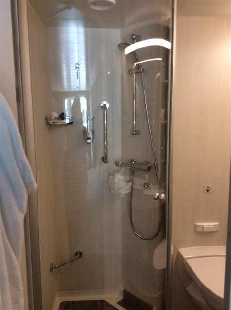 harmony bathrooms review harmony of the seas central park balcony cabin