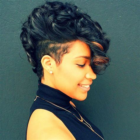 Mohawk Hairstyles For Black Hair by 50 Lovely Black Hairstyles For American