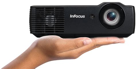 Infocus Mini Projector Lp120 infocus in1118hd mini dlp projector review hometheaterhifi