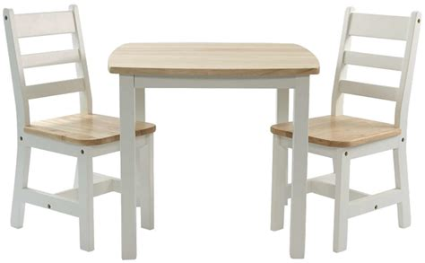 Stuhl Tisch by Kinder Sitzgruppe Mit Kindertisch Tisch Und 2 St 252 Hlen