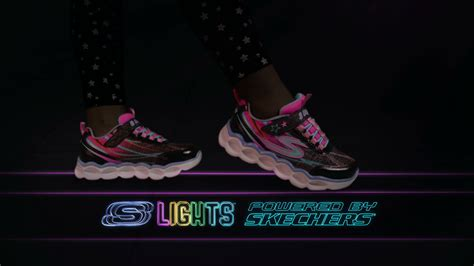 skechers energy lights commercial werbespots skechers tv spot 2016