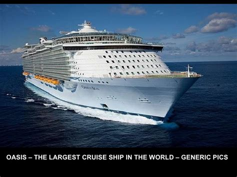 largest cruise ship 31 instagram the largest cruise ship in the world