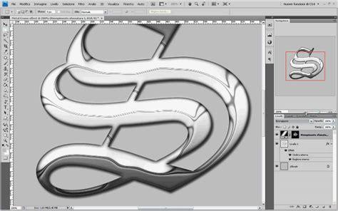 tutorial illustrator metal effect metal chrome effect photoshop cs4 tutorial youtube