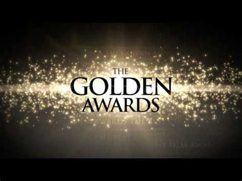 The Golden Awards Package After Effects Template Cinematic Template Youtube After Effects Awards Template