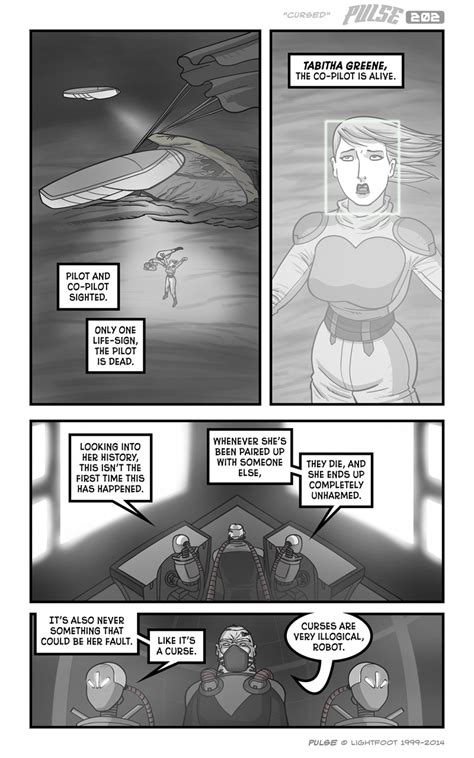 "Pulse - #202 ""Cursed"" - PG-13 Superhero Adventures"