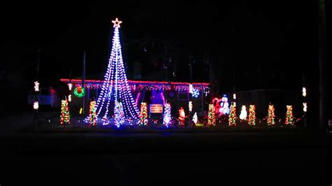 blount family christmas light show 2017 mouthtoears com