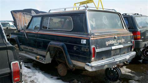 jeep cherokee golden eagle jeep golden eagle truck best image konpax 2018