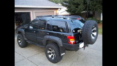 what is a jeep wj lifted jeep wj project