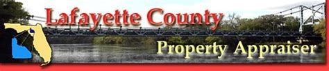 Lafayette County Property Tax Records Fl Lafayette Co Tax Appraiser Tax Records And Sales History As Recorded In The County
