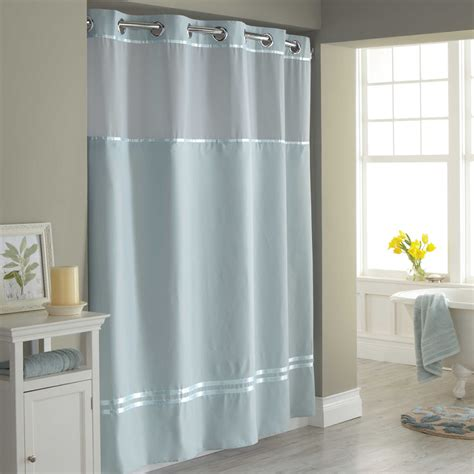 Ideas For Bathroom Curtains by Shower Curtain And Shower Curtain Liner Set Bathroom