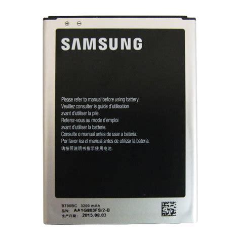 Baterai Samsung I9200 Galaxy Mega 63 Original 100 Segel Sein 10 pin samsung galaxy mega 6 3 i9200 3200mah original battery