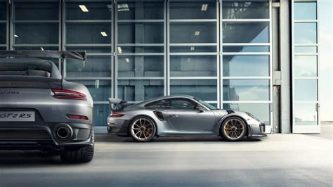 fastest porsche made 911 gt2 rs is the fastest car made by