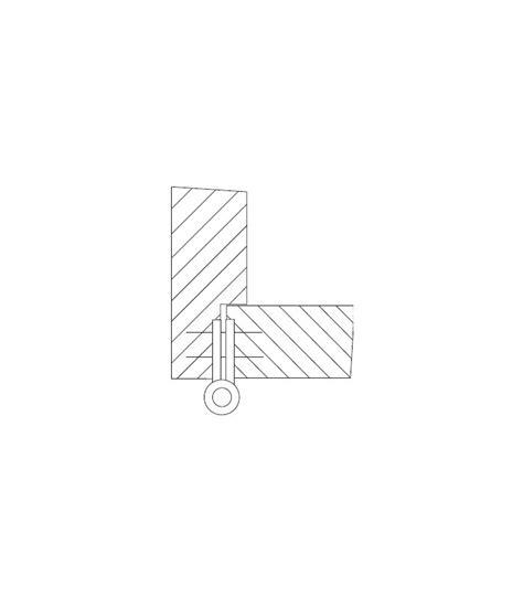 cerniere per porte tagliafuoco chiudiporta per porte tagliafuoco a filo da 15 sfs inte