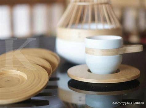 Lu Gantung Dari Bambu meraup berkah dari inovasi kerajinan bambu