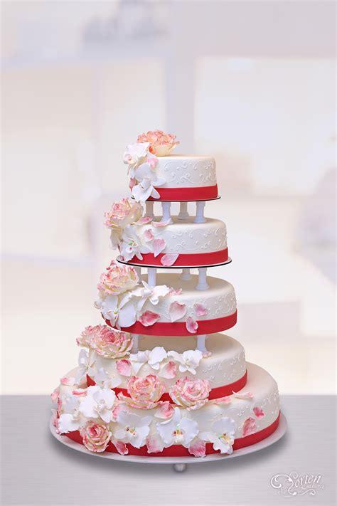 Hochzeitstorte Rot by Hochzeitstorten Schlidt De Hochzeitstorten