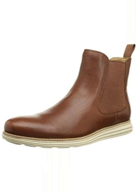 mens chelsea boot sale cole haan cole haan s lunargrand chelsea boot shoes