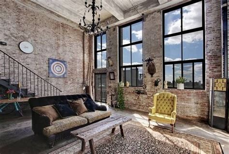 industrial apartments brooklyn apartment industrial loft nyc pinterest