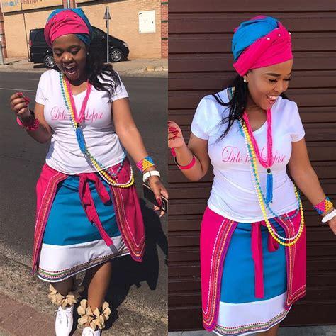 Pedi Traditional Skirt | ootd goes to winnie mashaba