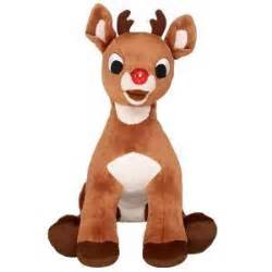 amazon com build a bear rudolph the red nosed reindeer