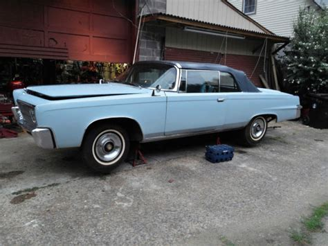 1966 Chrysler Imperial Convertible by 1966 Chrysler Imperial Convertible For Sale In Louisville