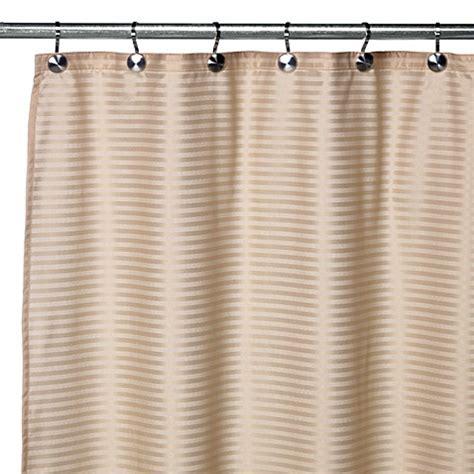 Aqua Tec Fabric Shower Curtain Liner Linen Bed Bath