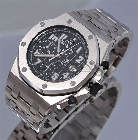 themes in black watch audemars piguet quot royal oak off shore quot black theme