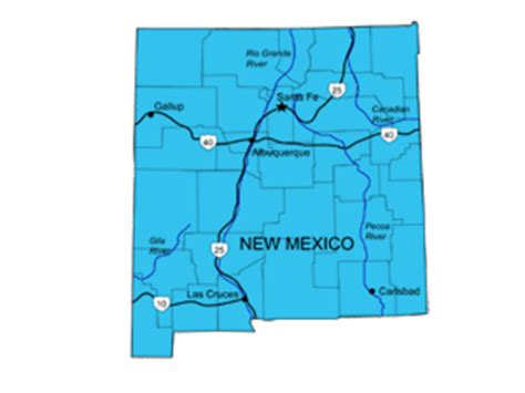 Records New Mexico New Mexico Bankruptcy Records All New Mexico Counties
