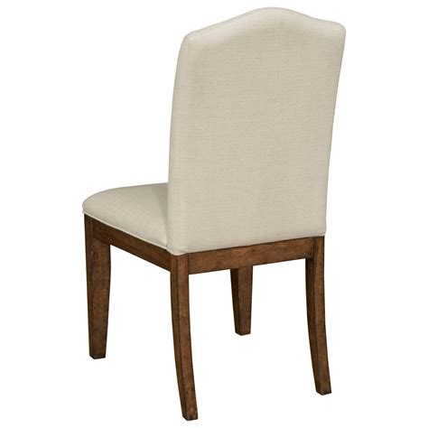 kincaid upholstery kincaid furniture the nook parson s style side chair with