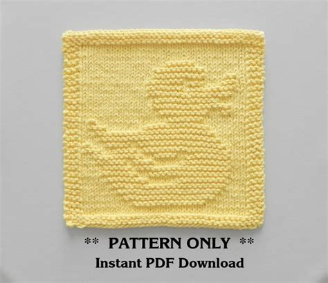 knitting patterns pdf free rubber duck knitting pattern pdf instant rubber