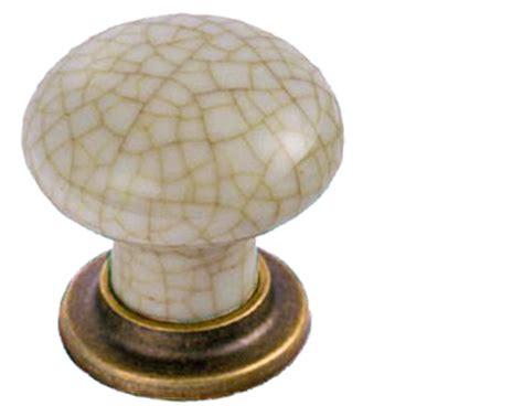 Crackle Glaze Door Knobs delamain ivory crackle glaze porcelain door knobs