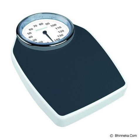 Timbangan Berat Badan Di Pontianak jual medisana timbangan berat badan analog psd 40461 hitam murah bhinneka