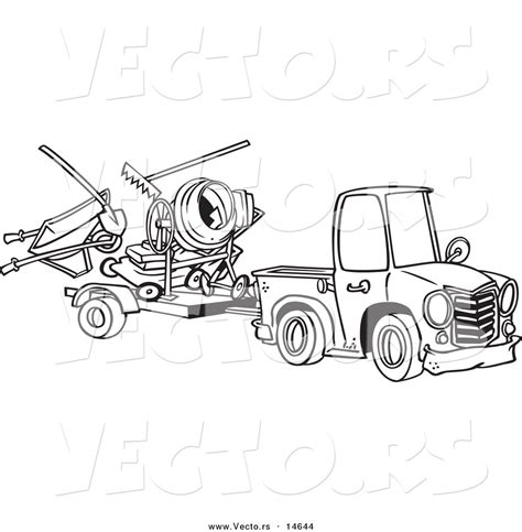 Best Home Colour Pickup Truck Coloring Pages Bestofcoloring Com