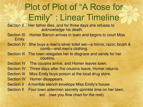 themes of the story a rose for emily quick summary of a rose for emily by william faulkner