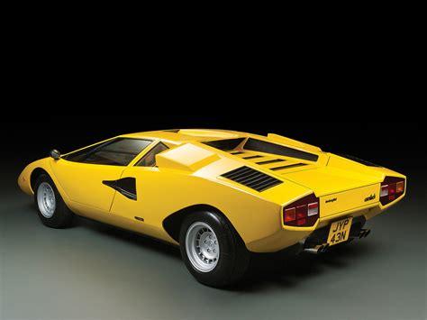1973 Lamborghini Countach 1973 Lamborghini Countach Car Italy Supercar 4000x3000