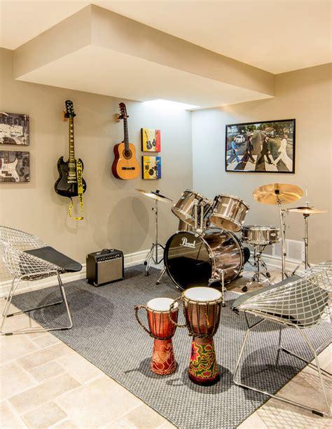 Espacio Home Design Group Salas De M 250 Sica E Est 250 Dios Caseiros 23 Ideias Para Voc 234