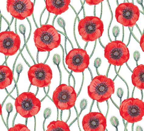 pattern for fabric poppy the making of a poppy pattern kirsten sevig