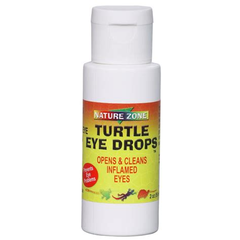 eye drops for dogs nature zone turtle eye drops by nature zone at petworldshop