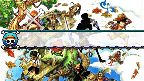 Psp Themes Anime One Piece | psp one piece theme by m4trock on deviantart