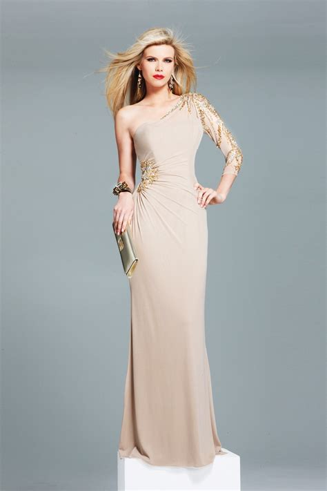 Longdress Arab sleeve prom dresses dressed up