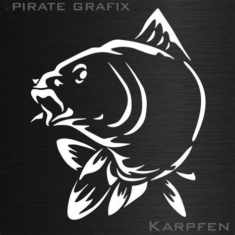Aufkleber F Rs Auto Angeln by Aufkleber Cartattoo Fishing Angeln Karpfen Angelrute Fisch